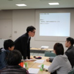 Trial package tour 'Difficulties and distress Namie-machi town officials faced on March 11, 2011' was conducted.